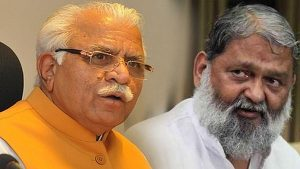 Haryana: Home Minister Anil Vij admitted to AIIMS, know the latest updates