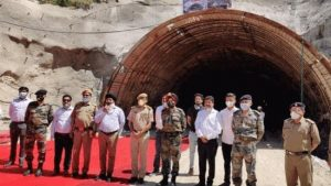 Zojila Tunnel: Tunnel built at 5 times the height of Qutub Minar, know its specialty